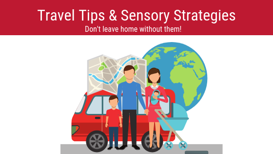 Sensory Travel Tips:  How To Prevent Meltdowns in Fantasy Land and Any Other Destination
