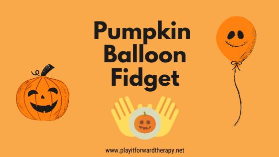 Pumpkin Fidget