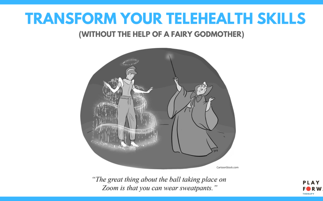 How To Transform Your In Person Therapy Skills To Telehealth