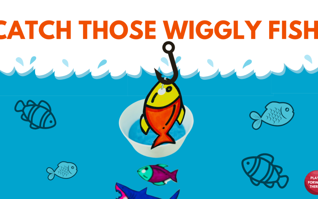 Catch Those Wiggly Fish!